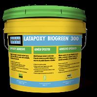 LATAPOXY BIOGREEN 300 Adhesive