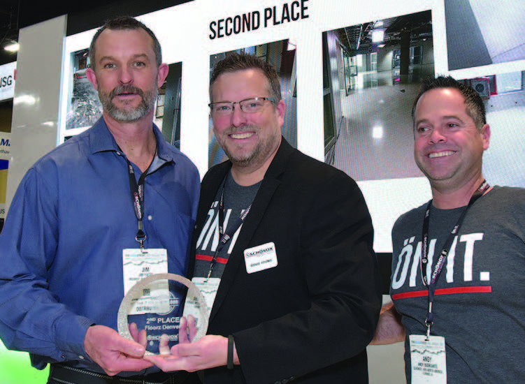 Worst Subfloor Contest Winners Named Pipro Link Vendors