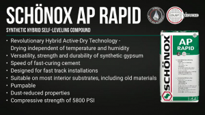Schönox AP Rapid - Product Series