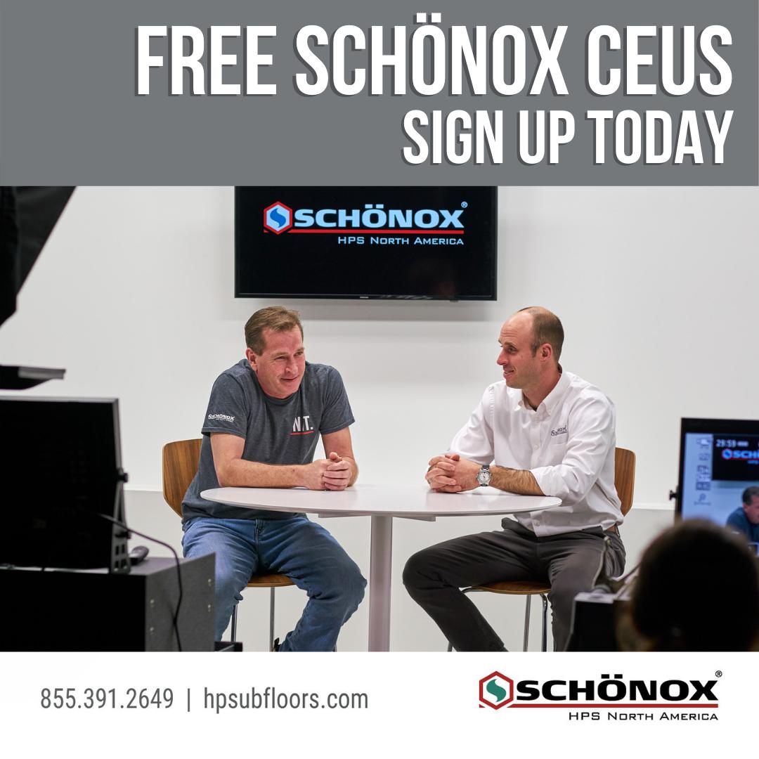 Free CEUs - Sign Up Today