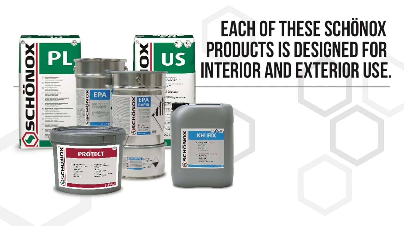 Exterior Use Products