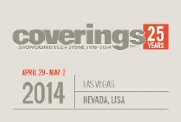 Registration for Coverings 2014 Now Open