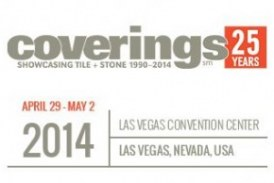 Coverings 2014 Kicks Off Tile + Stone Photo Sweepstakes