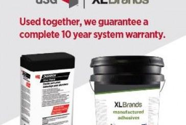 USG, XL Brands Partner to Develop New Technologies
