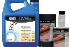 Arboritec Miracle Oil offers durability for wood, parquet floors