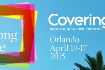 Deadline for Coverings' 2015 Call for Speakers, Presentations Approaching