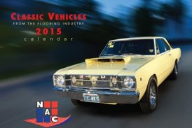 NAC's 2015 Calendar Features Classic Cars from Flooring Industry