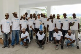 MAPEI Donates Materials for Hospital in Haiti
