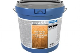 Stauf USA Introduces PUK-455 Wide Plank Adhesive