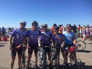 Laticrete Regional Sales Manager McKeon Raises Nearly $14K for Cancer