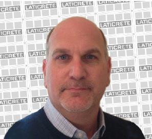 Doug Metchick of Laticrete SuperCap