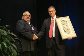 Dave Gobis Honored with TCNA's Tile Person of the Year Award