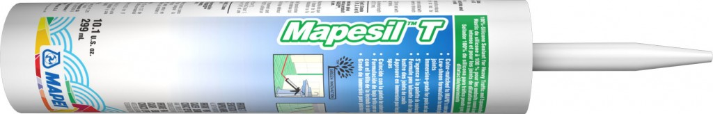 MAPEI's Mapesil T for tile and stone installations