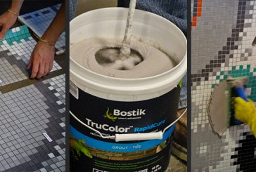 Bostik, Artaic Mosaic Tile Design Competition Heats Up