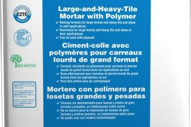 MAPEI Expands Line of Mortars for Large and Heavy Tile with Ultraflex LHT