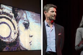 Bostik's Avant-Garde Video Chronicles Mosaic Mural Campaign