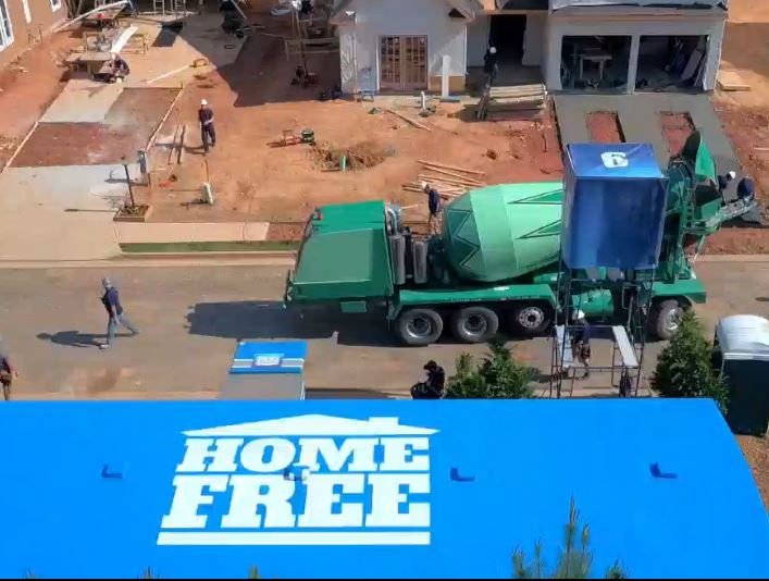 "Custom Building Products returns to FOX's ""Home Free"""