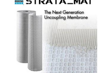 LATICRETE Launches STRATA_MAT XT