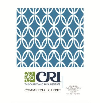 CRI Updates Carpet Installation