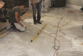 Make Floor Prep Part of Your Work, Not an Add On Item