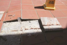 Avoiding Job Failures on Outdoor Tile, Stone Installations