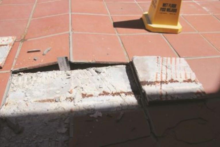 Avoiding Job Failures on Outdoor Tile, Stone Installations