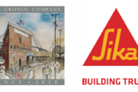 Sika Corp., The Cronin Co. Announce New Business Relationship