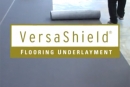 Halex-VersaShield Flooring Underlayment Installation and Comparison