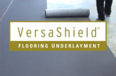 Halex-VersaShield Flooring Underlayment Installation and Comparison