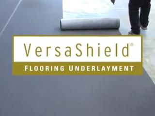 Halex Versashield Flooring Underlayment Installation And Comparison Proinstaller
