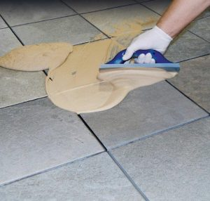 Choosing the proper grout for the right application and using the appropriate tools are necessary for a successful tile installation.