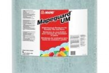 MAPEI's New Underlayment Membrane for Ceramic Tile, Stone
