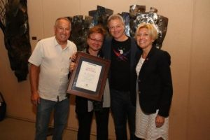 NWFA's Anita Howard Receives Gary Sinise Foundation Award