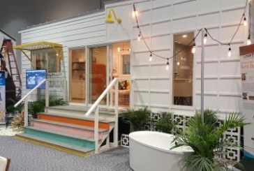 MAPEI plays big role in Tiny House at Coverings '17
