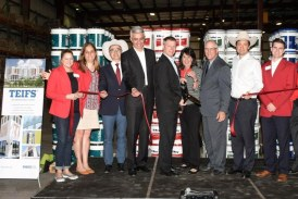 ParexUSA's Largest Manufacturing Facility Opens in Texas