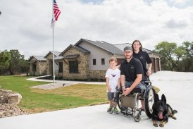 NWFA Completes 15th Home with Gary Sinise Foundation R.I.S.E. Program