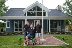 NWFA Completes 17th Home with Gary Sinise Foundation