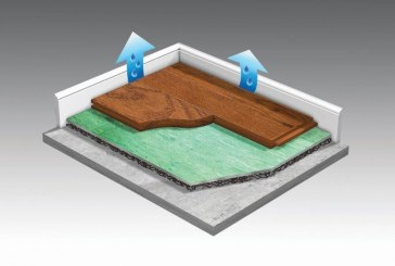 Quick Tip: A Solution for Concrete Moisture Emission