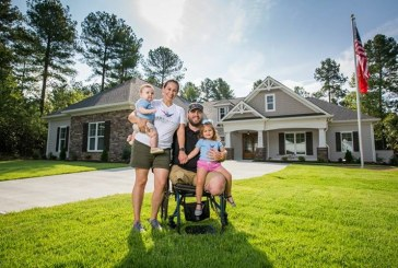 NWFA Completes 19th Home with Gary Sinise Foundation