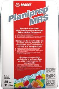 MAPEI's Planiprep MRS