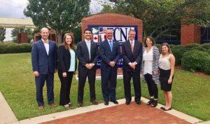 U.S. Congressman Duncan Visits Tile Council of North America