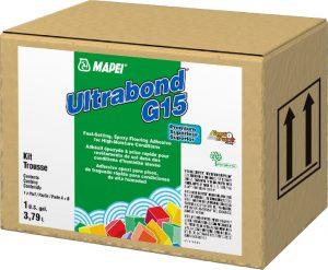 MAPEI's Ultrabond G15
