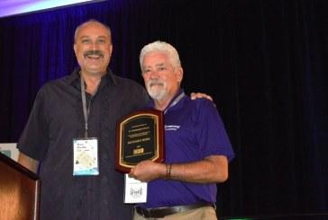 Armstrong Installation Expert Rick Herr Honored with CFI Chris Davis Award
