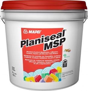 MAPEI's Planiseal® MSP