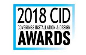 Coverings 2018 CID Awards
