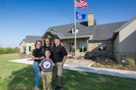 NWFA Completes 22nd Specially Adapted Smart Home with Gary Sinise Foundation