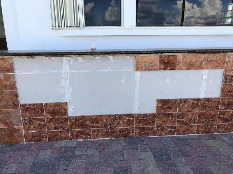Installation: Tile Failure? Again?