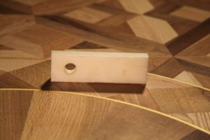 Tapping block
