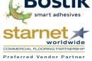 Bostik Joins Starnet Worldwide Commercial Flooring Partnership