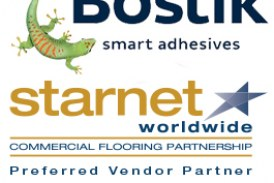 Bostik Joins Starnet Worldwide Commercial Flooring Partnership